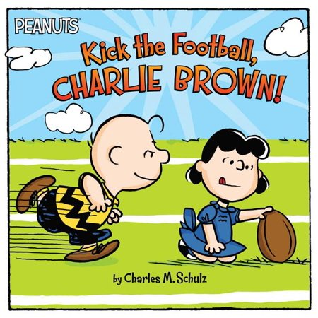 Characters In Charlie Brown (Kick the Football, Charlie)