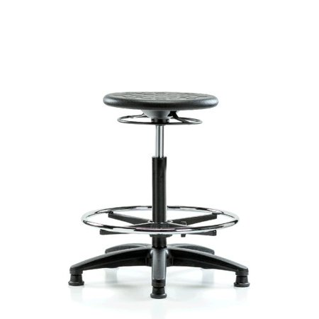 Amazing Perch Chairs Stools Height Adjustable Industrial Stool With Foot Ring Short Links Chair Design For Home Short Linksinfo