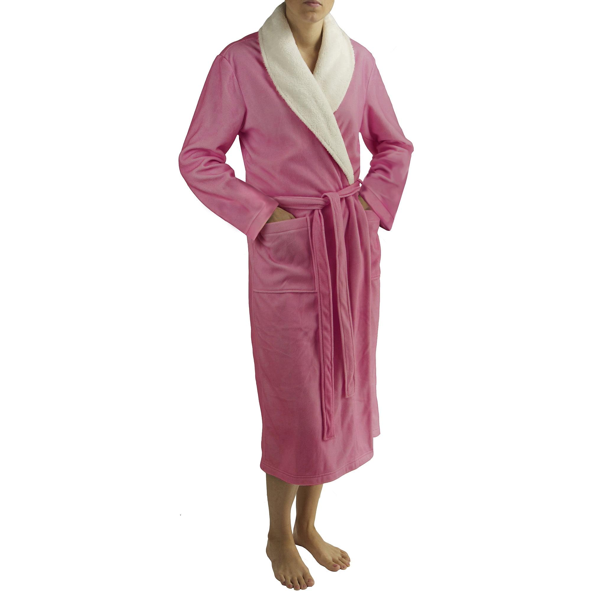 DF by Dearfoams - Women's Plus Plush Fleece Robe