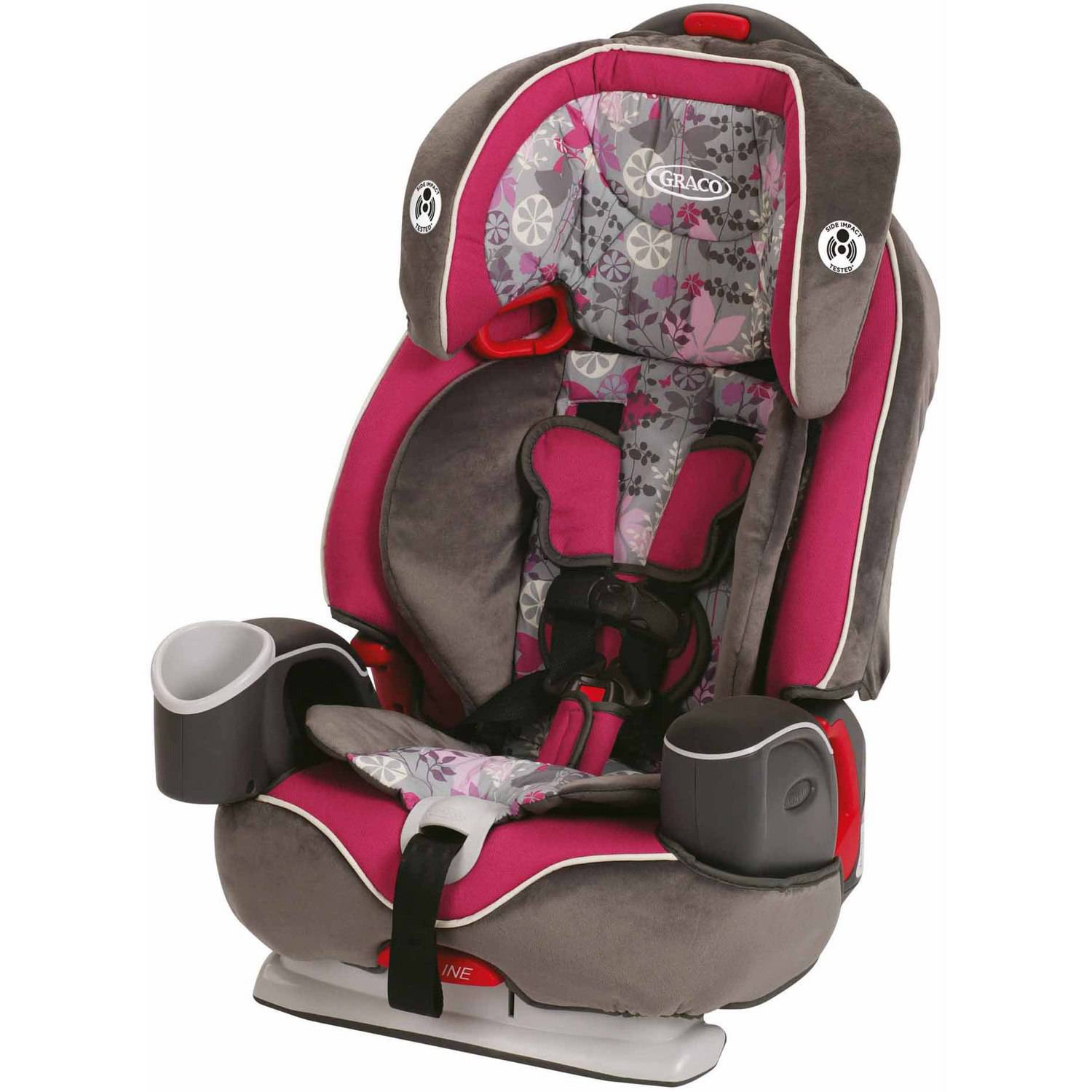 Graco Nautilus 3-in-1 Harness Booster Car Seat, Bethany - Walmart.com