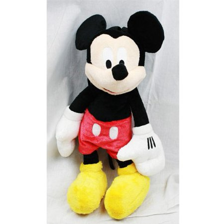 Plush Backpack - Disney - Mickey Mouse Soft Doll - image 2 of 2