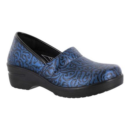 Women's Easy Works Laurie Work Clog Sanita Slip Resistant Clogs