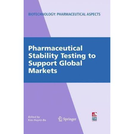 Pharmaceutical Stability Testing To Support Global Markets
