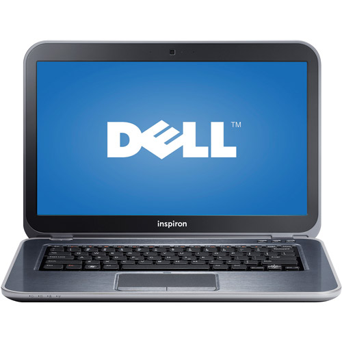 "Dell Fire Red 14"" Inspiron 14z i14z-2200RED Laptop PC with Intel Core i5-3317U Processor and Windows 8"