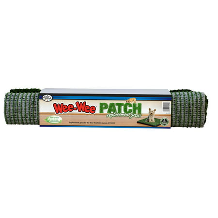 Four Paws Wee-Wee Patch Indoor Potty Replacement Grass Medium 19