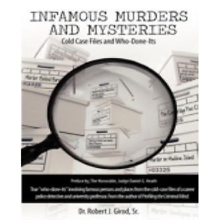 Infamous Murders and Mysteries: Cold Case Files and Who-Done-Its - image 1 of 1