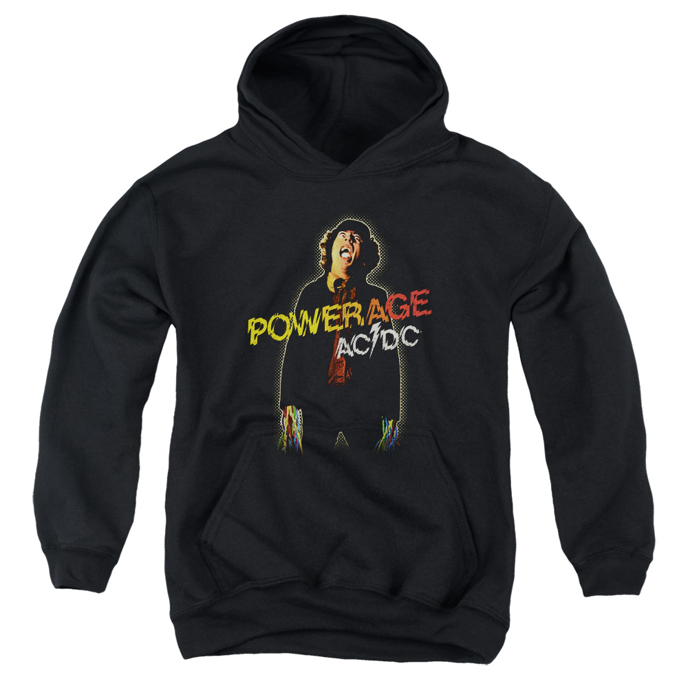 ACDC Powerage Big Boys Pullover Hoodie