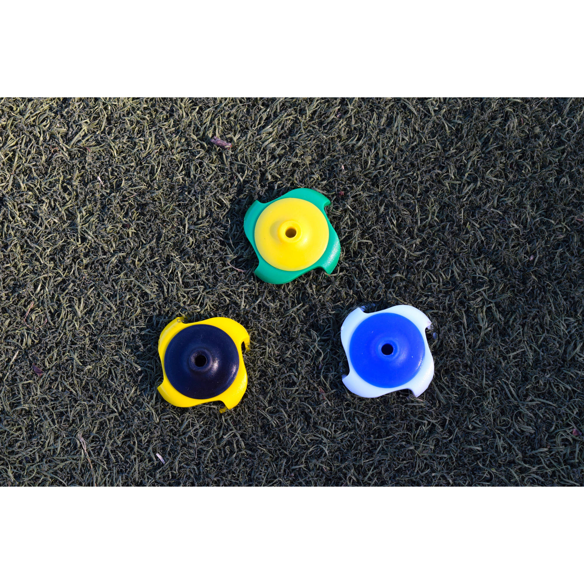 Tee Claw Golf Training Aid, 3-Pack, Various Colors