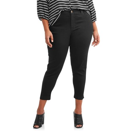 Women's Plus Size 5 Pocket Skinny Jean
