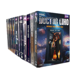 Doctor Who Complete Series Saisons 1-10 DVD NOUVEAU 55-Disc Set 1 2 3 4 5 6 7 8 9 10 - image 2 de 2