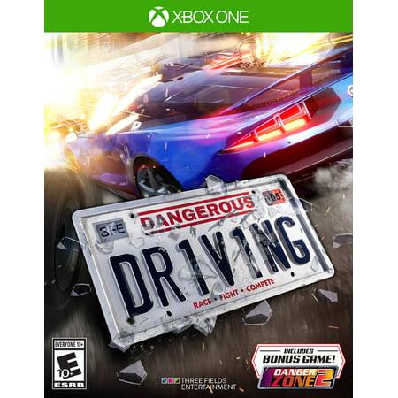 Dangerous Driving, Maximum Games, Xbox One, 814290014742