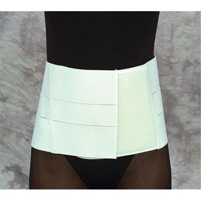 Complete Medical 3080XXL 46-54 Back Support 8 with Pocket - XX-Large