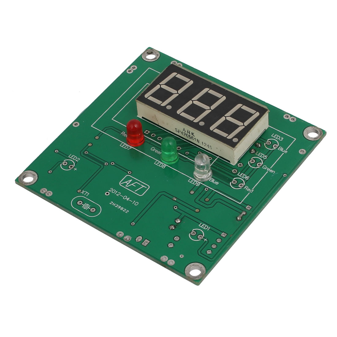 Dc 6v 12v Battery Tester Electronic Module Pcb Board Panel Testing Circuit Discharging