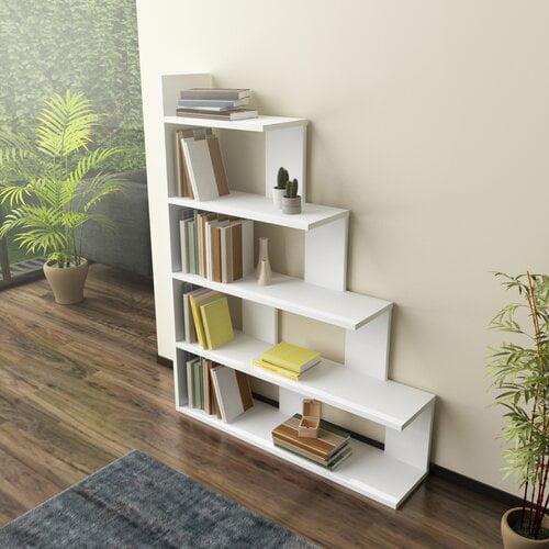 Latitude Run Ziolkowski Ladder Bookcase