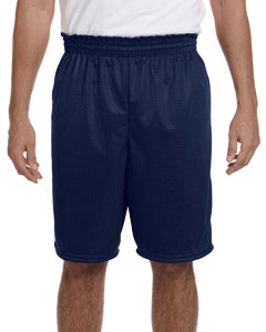Augusta Sportswear MEN'S LONG TRICOT MESH SHORT/TRICOT LINED 3XL Maroon