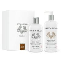 Apple & Bears - Honey & Hemp Gift Set