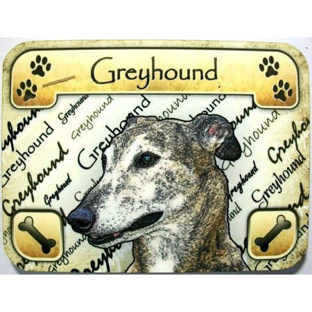 Greyhound Photo Fridge Magnet