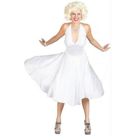 Marilyn Monroe Costumes (MorrisCostumes FW101394SD Marilyn Monroe Delux Sd)