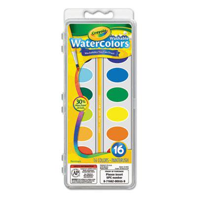 Crayola Washable Watercolor Paint - Crayola Watercolor Paint