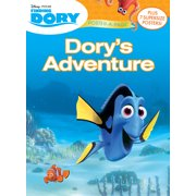 Disney-Pixar Finding Dory : Dory's Adventure Poster-A-Page