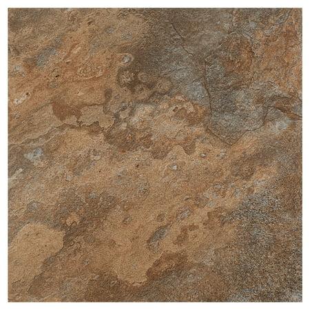 Achim Nexus Self Adhesive Vinyl Floor Tile - 20 Tiles/20 sq. ft., 12 x 12, Natural Clay Natural Environment Tile