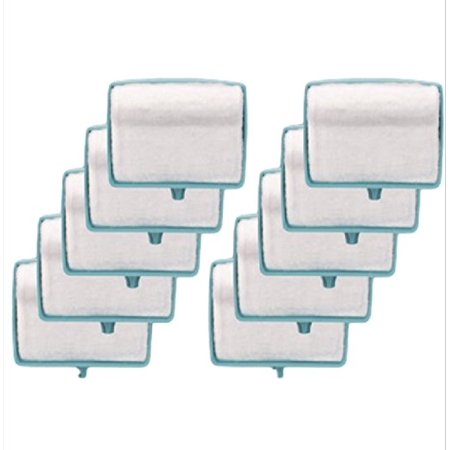 Baseboard Buddy-  Refill Sponges Only (20 Pack) White Sponge Coral