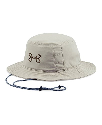 326afaa4d360e ... coupon code for under armour mens ua fish hook bucket hat one size fits  all graystone ...