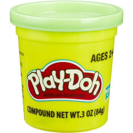 - Play-Doh Modeling Compound Single Can in Green