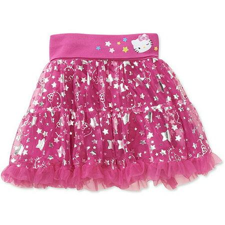 31786a7dac Online - Hello Kitty - Girls' Tutu Skirt - Walmart.com