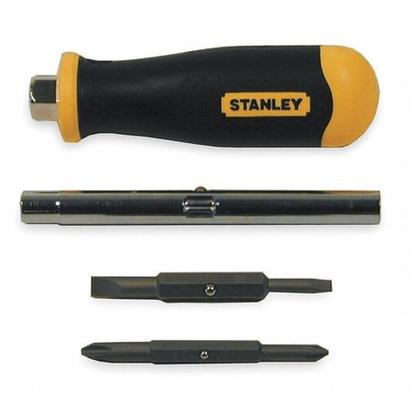 STANLEY 68-012 All-in-one, 6-Way Screwdriver