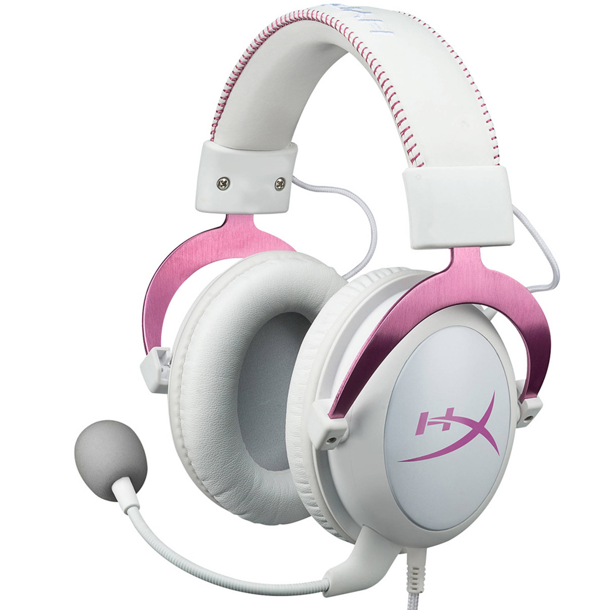 Kingston HyperX Cloud Gaming Headset, Pink