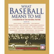 What Baseball Means to Me - eBook