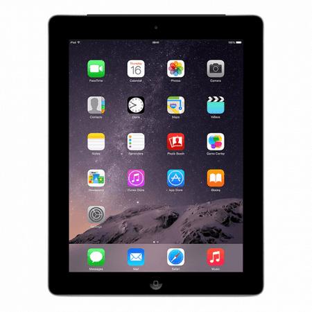 Certified Refurbished iPad 4 16GB Black Retina Display WiFi MD510LL/A ()