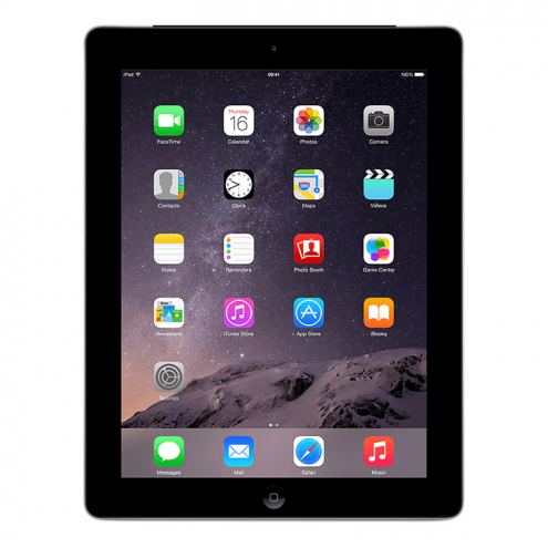 Refurbished iPad 4 Wifi Black 64GB (MD512LL/A)(Late-2012)