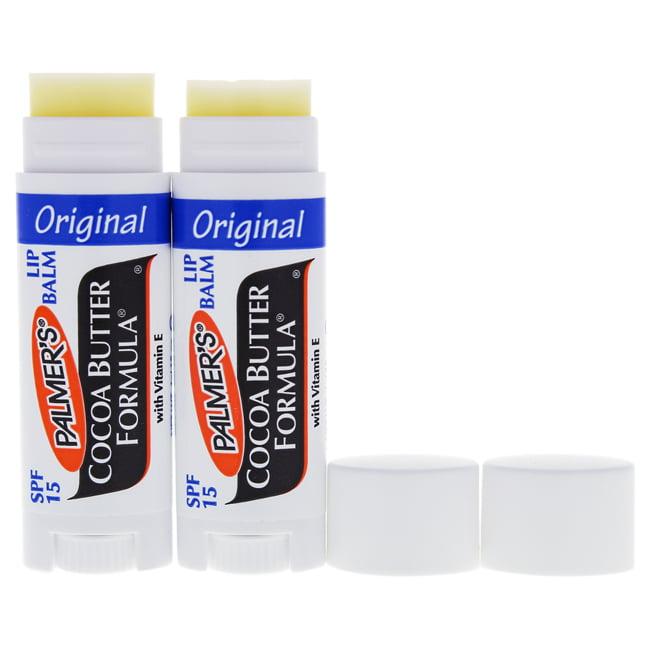 Cocoa Butter Ultra Moisturizing Lip Balm SPF 15 Duo by Palmers for Unisex - 2 x 0.3 oz Lip Balm - image 1 de 1