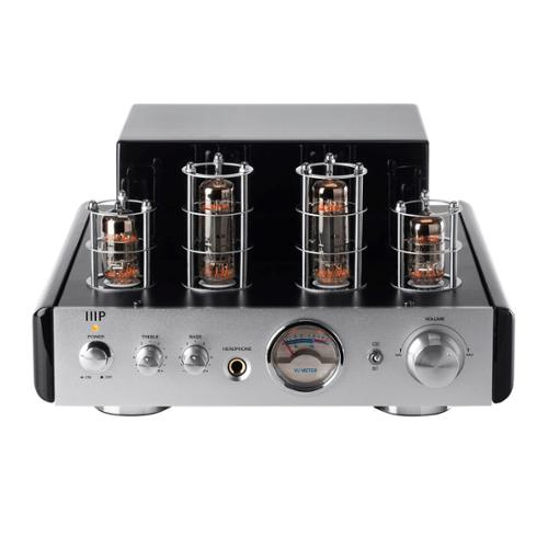 Stereo Hybrid Tube Amp with Bluetooth
