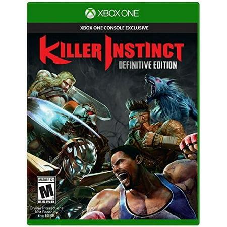 Killer Instinct - Definitive Edition for Xbox One (Cheat Codes For Killer Instinct For Super Nintendo)