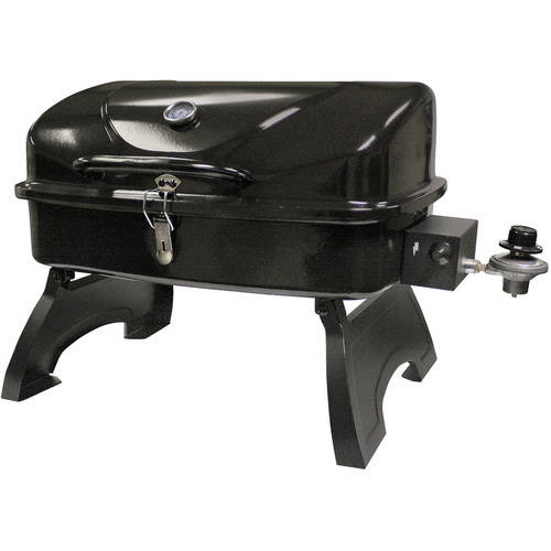 Smoke Hollow Porcelain LP Gas Tabletop Grill