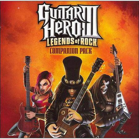 Guitar Hero Iii: Legends of (Love Guitar Rock Music)