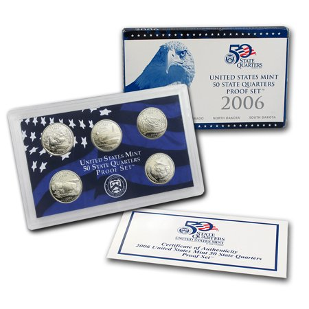 2006 50 State Quarters Proof -