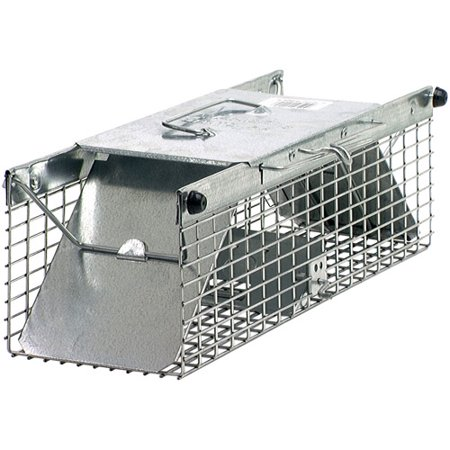 Havahart Cage Trap - Havahart Small 2-Door Live Animal Trap