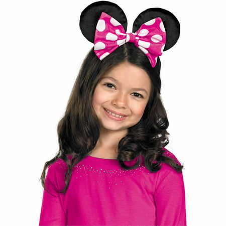 Minnie Mouse Bowtique Child Halloween Accessory