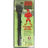 Tough Bird TBFG Feeder Guard, For Most Poles and Hangers Up to 1 in Dia