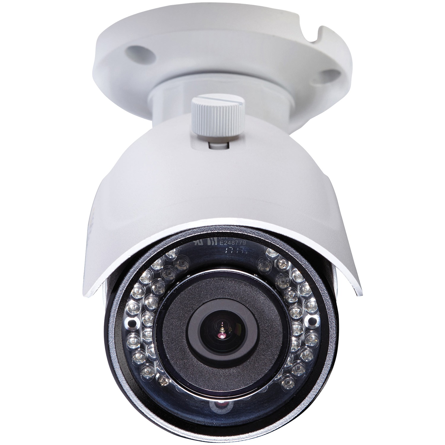 Q-See QTN8086BA 4K Ultra HD Add-on IP Bullet Camera with 100ft Night Vision