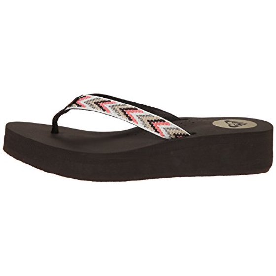 1bc9037dc5a3 Roxy - Roxy Women s Barbados Wedge Sandals Flip Flop