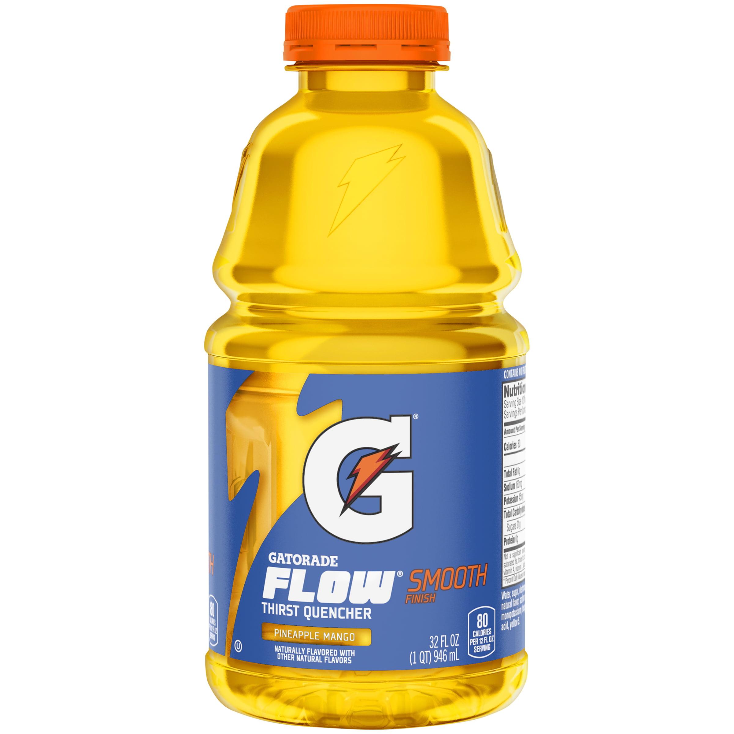 Gatorade Flow® Smooth Finish Pineapple Mango Thirst Quencher 32 fl. oz. Bottle