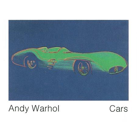 ANDY WARHOL Formula 1 Car, W 196R 27.5