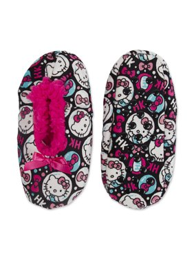 59a4fdce3 Product Image Girls' Fuzzy Babba Socks. Product TitleHello KittyGirls' ...