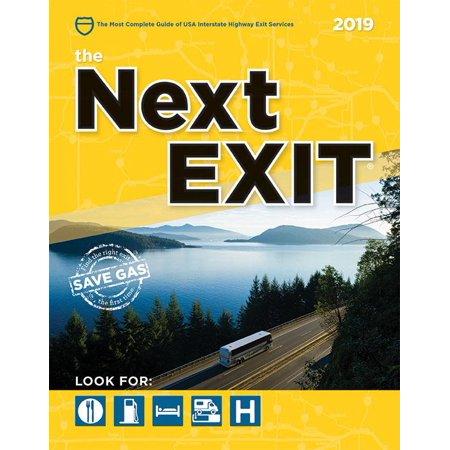 Next Exit: The Next Exit 2019 (Paperback)