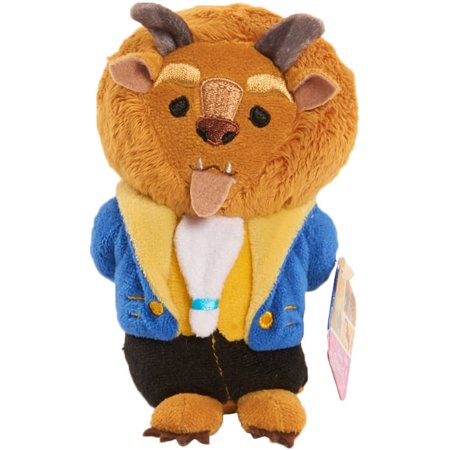 Beast Plush - Beauty and the Beast Stylized Bean Plush, Beast